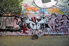 (STILSAYN) Tags: california graffiti oakland bay east area 2012