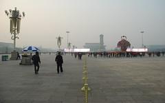 Follow the Line (Neil Noland) Tags: china beijing tiananmensquare