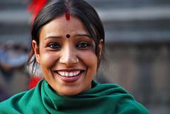 071202 INDIA&NEPAL_3860a PATAN 28nov07 Lalitpur-citt bella (Corrafranco) Tags: nepal portrait people emotion persone viaggi ritratti volti sorrisi viaggiare smailes