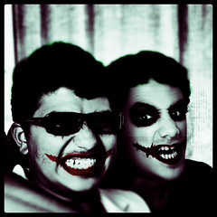 Jokers (FaisalGraphic) Tags: scary graphic horror jokers faisal   alghamdi faisalgraphic  faisalalghamdi
