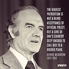 George was right (d h-j) Tags: election president political politics foxnews republican obama teaparty mittromney teabagger georgemcgovern birther presidentobama obamacare birthers
