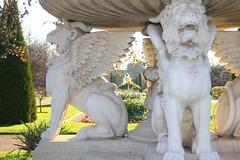 Lions, Regents Park, London (SpixPix) Tags: london lion regentspark royalpark wingedlion avenuegardens spixpix stuartspicer