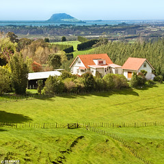 New Zealand Farm (Ed Kruger) Tags: ocean blue roof sea newzealand summer sky plants sun building tree green water grass sunshine clouds forest landscape daylight bush farm sunny nz vegetation northisland kiwi aotearoa allrightsreserved neuseeland admiralty skyphoto nuevazelanda nuovazelanda newzealandphoto newzealandfarm edkruger photoofnewzealand  abaconda qfse kirillkruger rodkruger photosofthesky