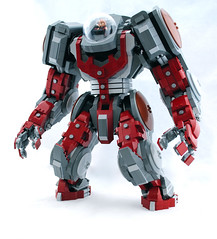 Atlas (zane_houston) Tags: giant big lego xmen madness huge atlas mecha juggernaut mech fbtb