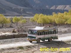 sr07,  Shego rocks, Spiti 2012 (Eric Lon) Tags: india yoga trekking trek rocks tibet himalaya spiti association rochers inde shego ericlon randonner demoisellescoiffes yogatrekking