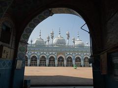 Jamia Masjid, Rawalpindi (Shiraz_Hassan) Tags: pakistan building heritage muslim islam religion mosque muslims punjab masjid jamia rawalpindi