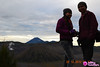 Couple in Bromo