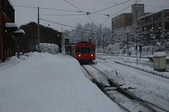 Vinterdrift p T-banen (Andreas Viseth) Tags: metro tbane tbanen