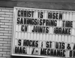 christ is risen tires