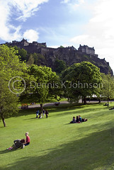 Princes Street Gardens, Edinburgh Castle (dkjphoto) Tags: park uk travel castle tourism public garden scotland edinburgh europe king tour edinburghcastle unitedkingdom johnson royal princesstreetgardens scottish peak whiskey historic queen royalmile whisky leisure recreation scotch fortress royalty scots castlerock holyroodpalace wwwdenniskjohnsoncom denniskjohnson