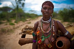 Ethiopia (shokokoart) Tags: africa trip travel portrait people woman black art colors beautiful beauty digital pose outside outdoors expression traditional culture naturallight tribal portraiture tribes afrika omovalley colourful tradition tribe ethnic rite tribo afrique ethnology tribu omo eastafrica etiopia ethiopie abisinia etiopija ethnie  etiopien  etiyopya   hamertribe     athiopien ethiopie etiopia etiopia     hornofafrica