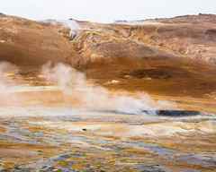 Iceland Hverarnd II (Gustaf_E) Tags: berg fjll hverarond hverarnd iceland island landscape landskap north nmafjall scandinavia vulcan vulkan