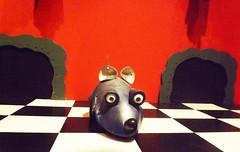 DSCF7711 (raissacrisss) Tags: espio ratinho rato camundongo exposio arte tv cultura museu ccbb ccbbrj rj brasil brazil