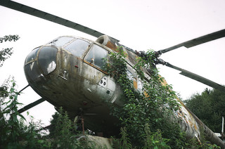Lost MIL Mi-8PS