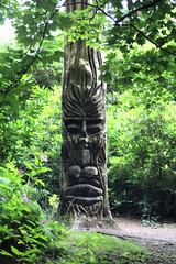 Tredegar House - Tribal Art - Lakeside - 2016 - Newport - Monmouth. (Eric R  Dodd) Tags: tredegarhouse tredegarhousenewport tredegarhousemonmouth tredegarhousenewportmonmouth tribalart ericrdodd newport monmouth