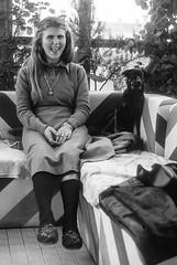 Alessandra & Gigi (tullio dainese) Tags: familia person persona persone portrait biancoenero blackandwhite family famiglia sandr