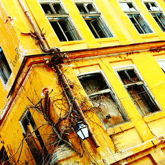 yellow-archi-building-europe-bulgaria-plovdiv-501-square-sig (Touma) Tags: europe architecture urban color bulgaria bulgarie holiday vacation yellow plovdiv touma toumay art   building