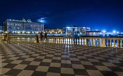 Ora blu a Livorno (MassimilianoBianchini) Tags: livorno toscana italia italy citt mare sea