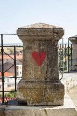 Amor escondido, salimos a buscarte! (CintaGarcia) Tags: amor astorga caminofrances caminosantiago cor corazon heart