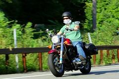 Vulcan 1608203411w (gparet) Tags: bearmountain bridge road scenic overlook motorcycle motorcycles goattrail goatpath windingroad curves twisties outdoor vehicle