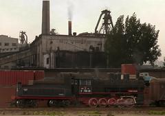 Industrial shunting (Jrn Pachl) Tags: modelleisenbahn modelrailway modellbahn diorama steamengine steamlocomotive russianrailways sovietrailways leicadlux3 leica        ttscale 1120 tabletopphotography deviantart