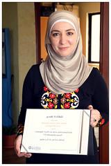 Malika Zakarna (Mohamed Essa) Tags: middle east north africa jordan sme beneficiary