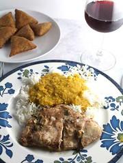Easy Baked Tandoori (alaridesign) Tags: easy baked tandoori chicken
