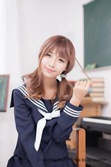 IMG_6789 (sullivan) Tags: canoneos5dmarkii ef35mmf14lusm beautiful beauty bokeh dof lovely model portrait pretty suhaocheng taipei taiwan woman taiwanese