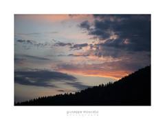 sunset (imagina (www.giuseppemoscato.com)) Tags: sunset tramonto cimone diccia appennino toscana emilia