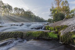 Waterfall (Christian1650) Tags: river long exposure natur water landscape sunray