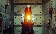 (Victoria Yarlikova) Tags: film fujicolor iso100 analog zenit helios cemetery conceptual pellicola cimitero mood 35mm grain darkroom lomo analogphotography longexposure hill silent sullivan walter