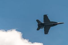 DSC_9389 (CEGPhotography) Tags: nikon cegphotography atlanticcity newjersey nj ac atlanticcityairshow 2016 thunderovertheboardwalk aviation flight sky usn navy superhornet f18 fa18f jet fighter unitedstatesnavy
