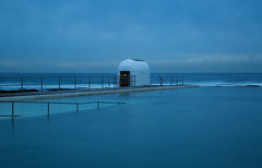 Merewether Blue (AFracturedCrown) Tags: ocean baths water coast swimming pool newcastle