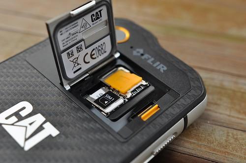 20160904 CAT S60智慧型手機