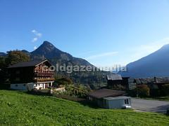 20150927_093814 (coldgazemedia) Tags: photobank stockphoto scenery schweiz switzerland swissvillage swissalps landscape naters brig birgish mund alps mountain swisshuts alpine alpinehut bluesky blue green grass grassland