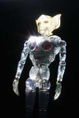 Invader Z (Takara 1970's) (Donald Deveau) Tags: invaderz takara henshincyborg actionfigure vintagetoy japanesetoy kaiju