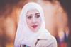 Miss Mouna (Ahmad Zazai Photography) Tags: hijab headscarf scarf sunshine sunset eyes autumn explored