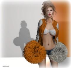 Tennessee (msbooodoolittle) Tags: sports vols tennessee orange white sec football