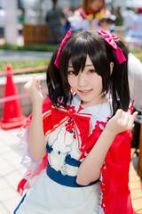C90 Cosplayer's Plaza (Ariake, Tokyo, Japan) (t-mizo) Tags: sigma50mmf14dgart sigma sigma50 sigma5014 sigma50f14 sigma50mm sigma50mmf14 sigma50mmf14exdg sigma50mmf14exdgart sigma50mmart sigma50exdg art person ポートレート portrait women woman girl girls キャンペーンガール キャンギャル campaigngirl showgirl コンパニオン companion cosplay コスプレ レイヤー cosplayer コスプレイヤー canon canon5d canon5d3 5dmarkiiii 5dmark3 eos5dmarkiii eos5dmark3 eos5d3 5d3 lr lr6 lightroom6 lightroom lrcc lightroomcc tokyo japan daiba odaiba お台場 ariake 有明 日本 台場 東京 ビッグサイト bigsite 国際展示場 コミケ comicmarket comike c90 comicmarket90 コミックマーケット コミックマーケット90 夏コミ