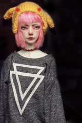 Birthright (IssyBJD) Tags: abjd bjd asian ball jointed doll dollmore zaoll luv white skin sd
