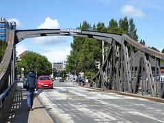 Kaiser Wilhelmsbrucke, Wilhelmshaven (Alta alatis patent) Tags: wilhelmshaven kaiser wilhelm bridge brucke