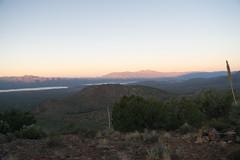 Sunrise (isocoleez84) Tags: arizona tonto basin sierra ancha hwy 188 288 roosevelt lake four peaks sunrise morning