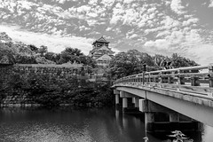 (Jess Simen) Tags: japn osaka osakacastle bridge puente japan