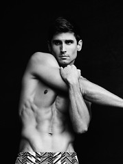 Photo Shoot : Nick Manousos (jkc.photos) Tags: man male model swimmer physique photoshoot speedo sport athletic