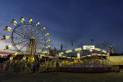 800_1363 faulkner county fair (snolic...linda) Tags: arkansas 501 fair amusementrides faulknercountyfair conwayarkansas fairuswheel night nightphotography lightpainting tiltawhirl fairrides