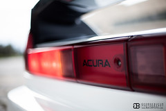 IMG_5263-Edit (George.Bucur) Tags: red white canon photoshoot mark f14 ii 5d 1992 50 acura nsx 24105l