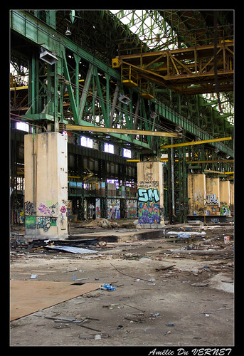 "[Urbex] L'usine fantôme • <a style=""font-size:0.8em;"" href=""http://www.flickr.com/photos/60395175@N00/8086672754/"" target=""_blank"">View on Flickr</a>"