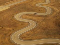 why so many curves? (Harry2010) Tags: road canada curves aerial regina saskatchewan prairies