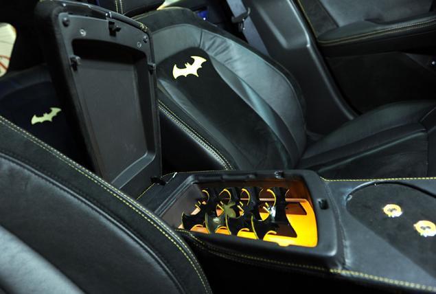 Batman X KIA 蝙蝠聯名車