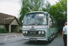 CCG 704C (jeff.day48) Tags: panorama bedford val mere plaxton kingalfredmotorservices ccg704c warminsterwestwiltsrunningday
